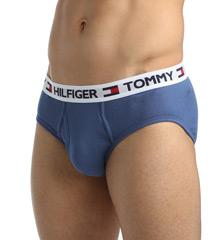 Tommy Hilfiger 09T0522 100% Cotton Basics Briefs - 5 Pack