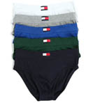 Covered Waistband Briefs - 5 Pack Image