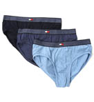 Tommy Hilfiger Indigo Briefs - 3 Pack 09T0530
