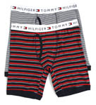 Tommy Hilfiger Striped Boxer Briefs - 2 Pack 09T0671
