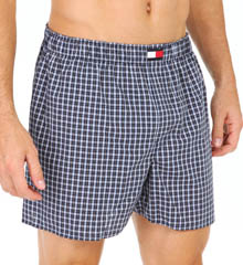 Tommy Hilfiger Woven Boxers - 4 Pack 09T0739