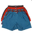 Tommy Hilfiger Woven Boxers - 4 Pack 09T0741