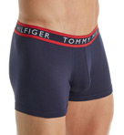 Tommy Hilfiger Cotton Stretch Trunk - 3 Pack 09T0963