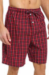 Poplin Plaid Sleep Jam Image
