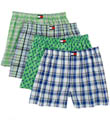 Woven Assorted Boxers - 4 Pack Image