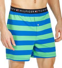 Tommy Hilfiger Monterey Striped Knit Boxer 09T1262