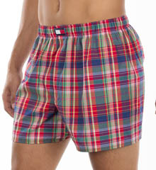 Tommy Hilfiger Woven Boxers - 4 Pack 09T1734