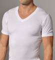 Second Skin Stay Tucked V Neck Tee Image