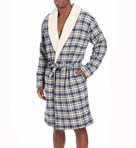 Bellamy Brushed Flannel Robe Image