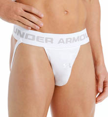 Under Armour 1000271 HeatGear Performance Jock With Cup Pocket