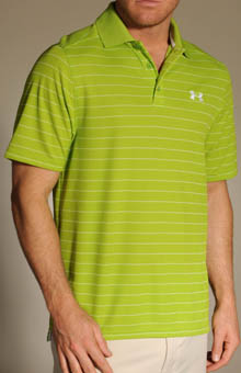 Under Armour UA Draw Striped Polo 1217504