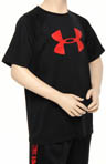 Boys Big Logo Tech Tee Image