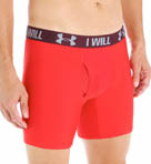 "Under Armour The Original 6"" Boxer Jock Verbiage Waistband 1230229"