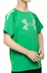 Under Armour Boys UA Ripping Sun-Activated Short Sleeve 1236193
