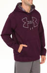 Armour Fleece Storm Outline Big Logo Hoody Image