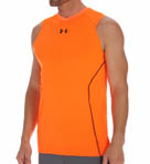 HeatGear Sonic Fitted Tank Top Image