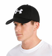 Under Armour 1254123 UA Blitzing II Stretch Fit Cap