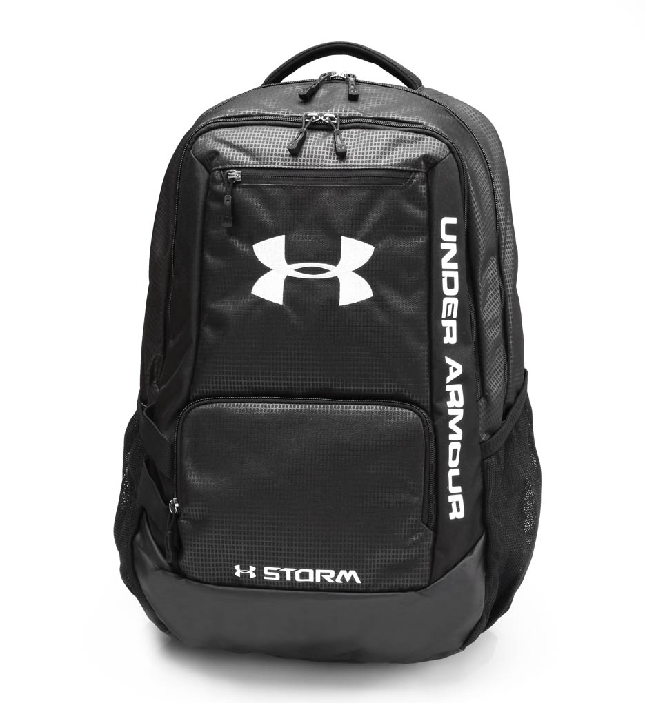 under armour storm hustle backpack 1256953 under armour. Black Bedroom Furniture Sets. Home Design Ideas