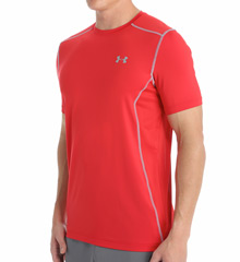 Under Armour 1257466 UA Heatgear Raid Shortsleeve Performance T-Shirt