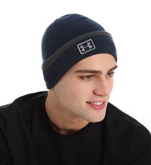 Under Armour 1262143 ColdGear Infrared Cuff Sideline Beanie