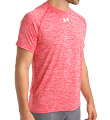 Under Armour 1268474 HeatGear Twisted Tech Locker Performance Shirt