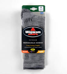 Wigwam F2372 Merino/Silk Nomad Socks at Sears.com
