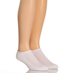 Wigwam Dash No Show Socks - 2 Pack S1145