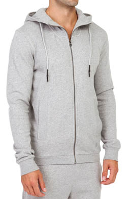 adidas SLVR Zip Hoody Sweatshirt