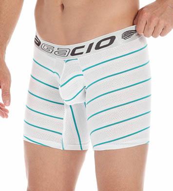 Agacio Long Boxer With Stripes