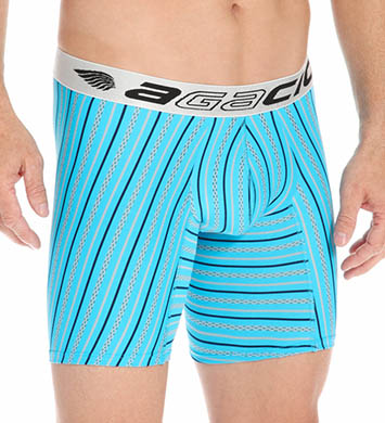 Agacio Long Boxer With Stripes
