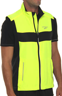 Brooks Nightlife Essential Run Vest II