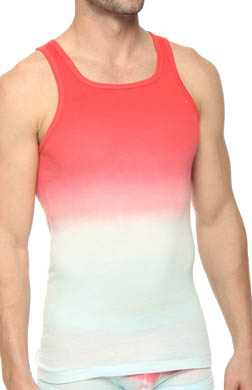 C-in2 Gradient Square Neck Tank
