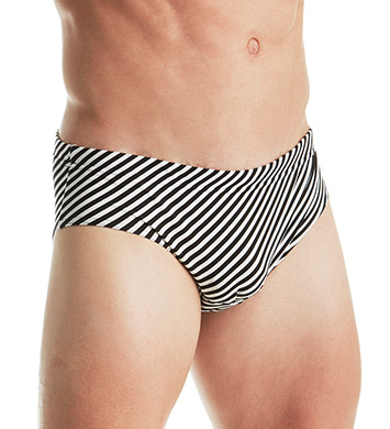 C-in2 Swim Tricot Fashion Lo No Show Brazilian Brief
