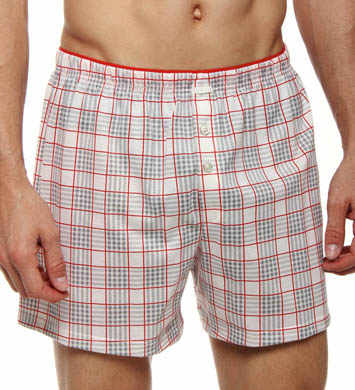 Calida Plaid Boxer