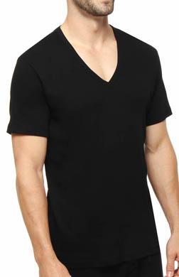 Calvin Klein Savoy Short Sleeve V-Neck