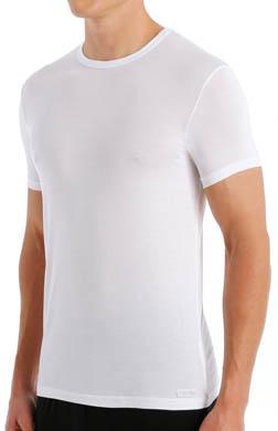Calvin Klein Micro Modal Short Sleeve Crew Neck T-Shirt