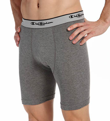 Champion Performance Stretch Long Boxer Brief - 2 Pack
