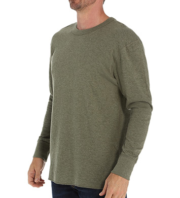 Champion Men's Original Double Layer Thermal Crew