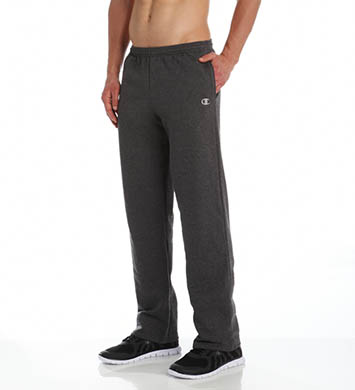 Champion Authentic Eco Fleece Open Bottom Pant