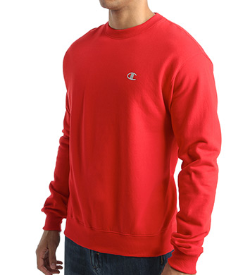 Champion Authentic Eco Fleece Crewneck Sweatshirt