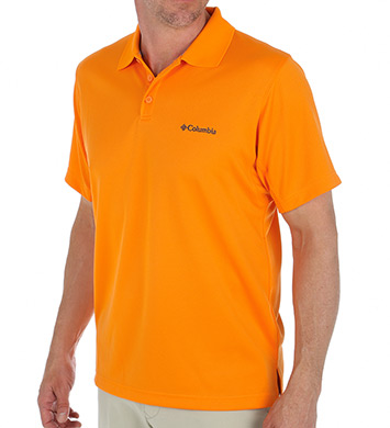 Columbia New Utilizer Omni-Shade Polo