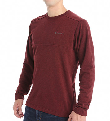 Columbia Hard Edge II Fleece Omni-Wick Crew