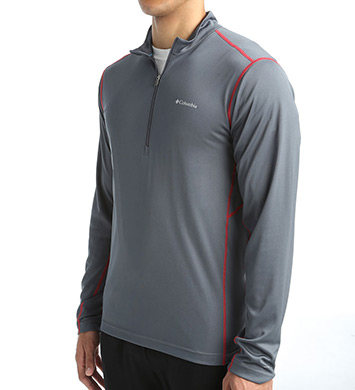 Columbia Midweight II Omni-Heat Baselayer Half Zip Top