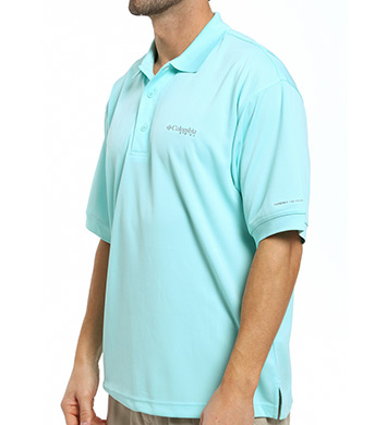 Columbia PFG Perfect Cast Omni-Wick Polo