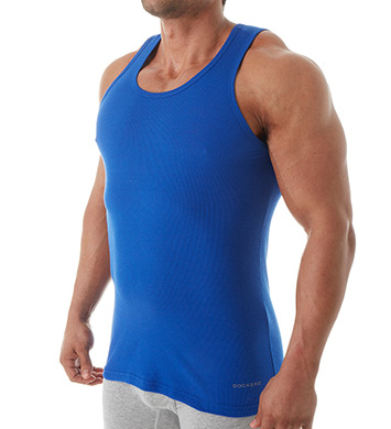 Dockers Basic 100% Cotton Tank Tops - 3 Pack