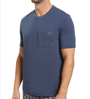 Dockers Core Knit Short Sleeve Pocket Crew