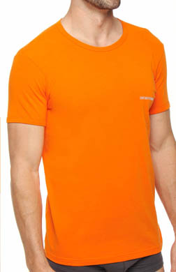 Emporio Armani Spring Stretch Cotton T-Shirts