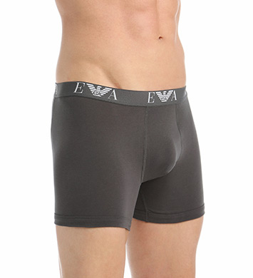 Emporio Armani Cotton Boxer Briefs - 3 Pack