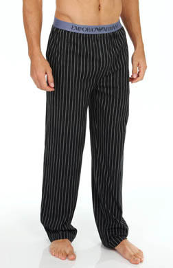 Emporio Armani Printed Loungewear Pant
