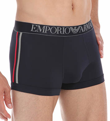 Emporio Armani Fashion Microfiber Trunk